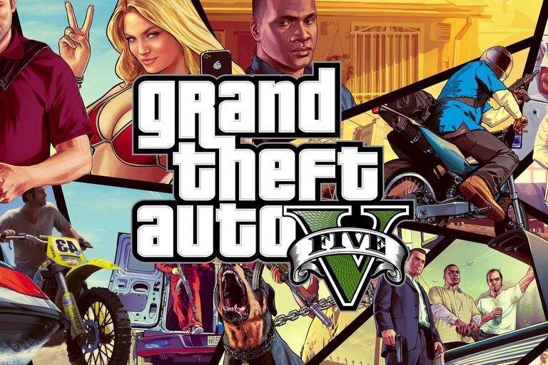 Grand Theft Auto V vendió más de 120 millones de copias desde su lanzamiento en 2013