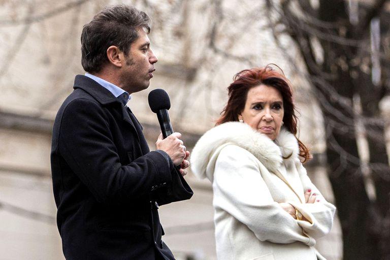 El pedido de Cristina volvió a exponer las internas en el Frente de Todos