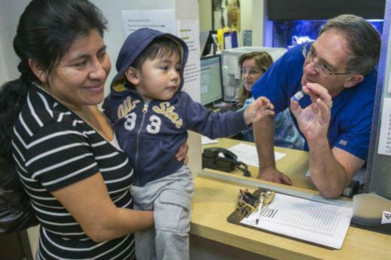 En los hogares con menos recursos son menos los padres que voluntariamente deciden no vacunar a sus hijos