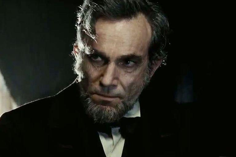 Daniel Day Lewis en Lincoln