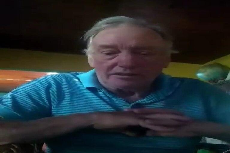 Dardo Mayol, socio de la pyme láctea que estuvo bloqueada por sindicalistas de Atilra