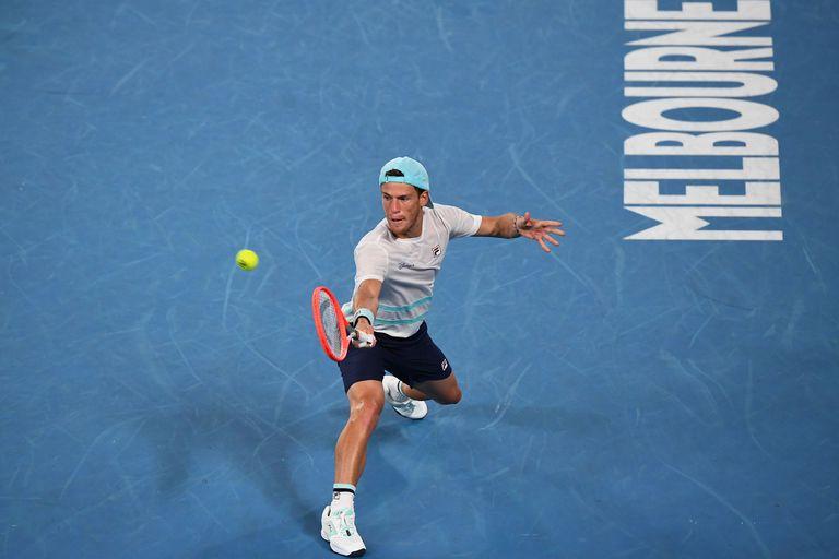Australian Open: Schwartzman, único triunfo argentino en la primera jornada