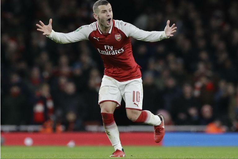 Arsenal será el rival de Manchester City en la final de la Copa de la Liga