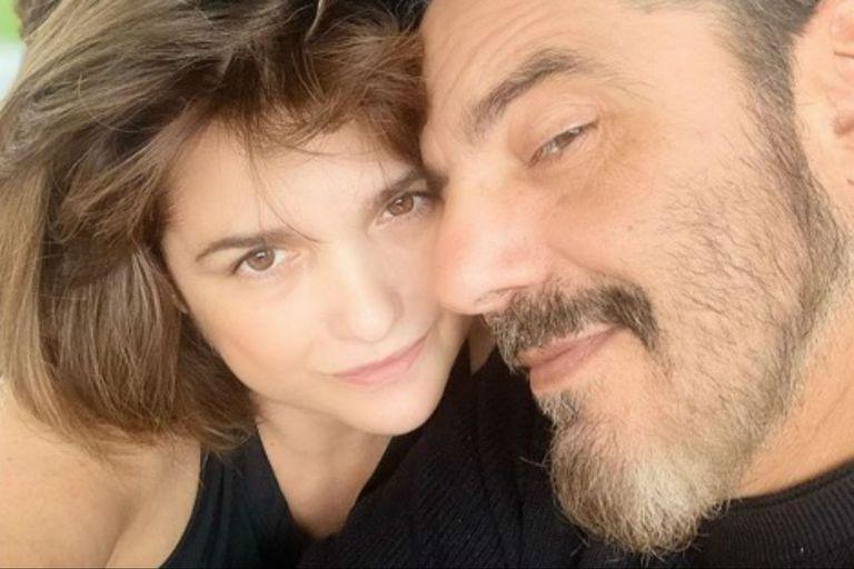 El romántico saludo de Araceli González a Fabián Mazzei por su cumpleaños