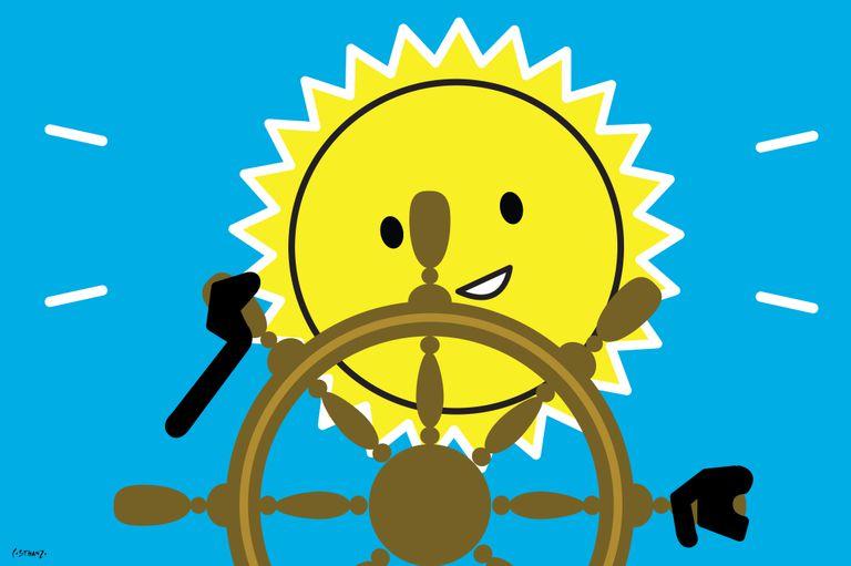 Pronóstico del tiempo: el verano pelea hasta el final