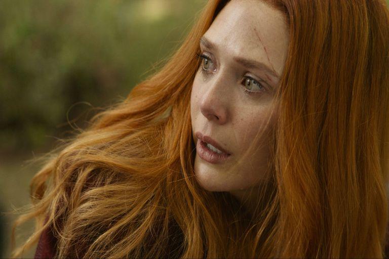 La Bruja escarlata se revela como una de las heroínas más importantes de la película.