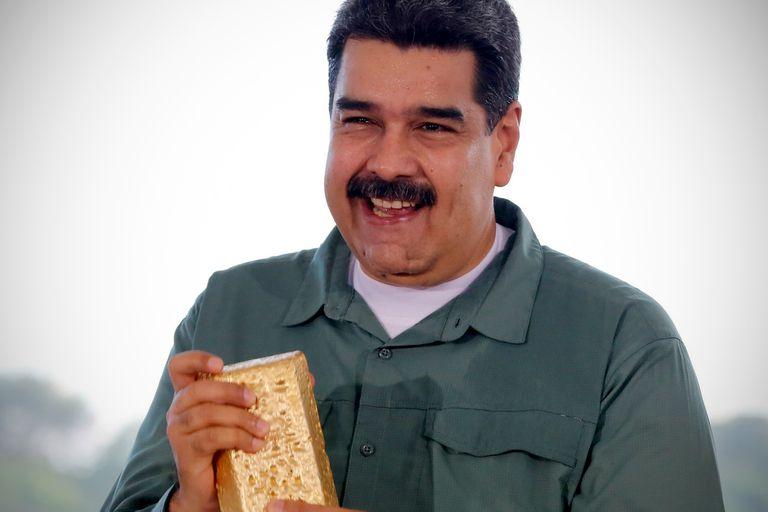 Maduro debe de estar sonriendo en el Palacio de Miraflores