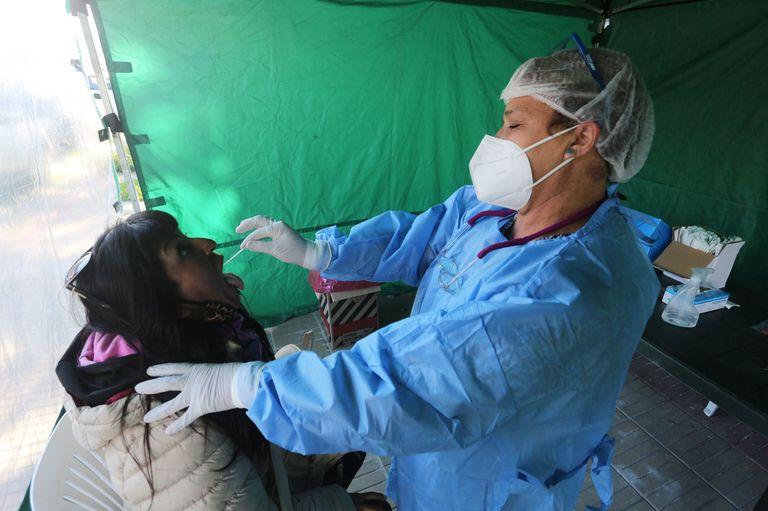 Coronavirus en Argentina: casos en General San Martín, Córdoba al 21 de julio