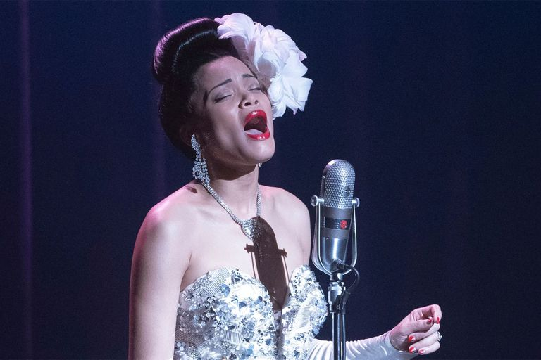 Estados Unidos vs Billie Holiday: una interpretación al rescate de una biopic