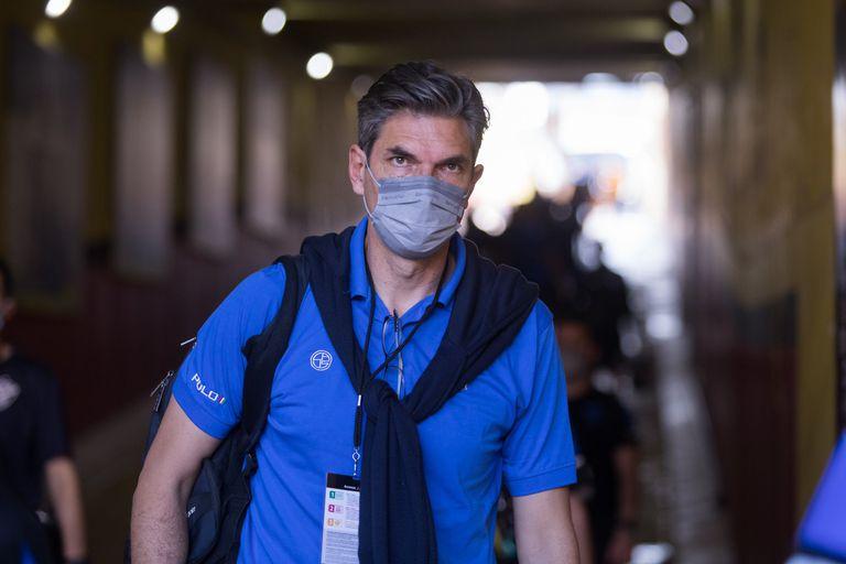 """""""El ejercicio de humildad es mejorar las cosas para la próxima vez"""", dijo el DT de Vélez"""
