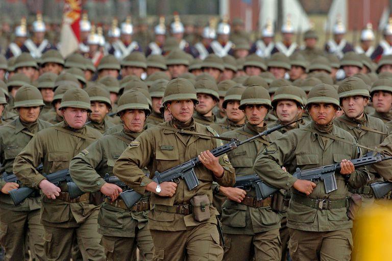 El 9 de julio volverá el desfile militar a las calles porteñas
