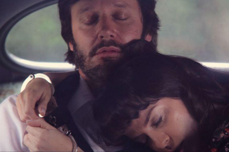 Torcuato y Alicia en una escena que eventualmente daría un giro