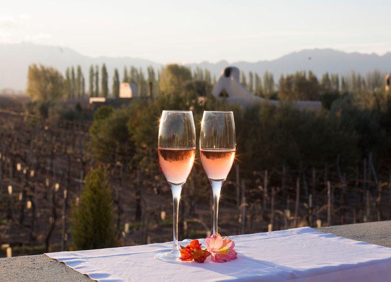 San Valentín. 5 buenas mesas (y bien al aire libre) para celebrar el amor