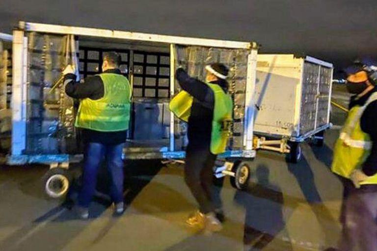 Más de 30 respiradores donados por Lionel Messi llevan meses abandonados en el depósito del aeropuerto de Rosario