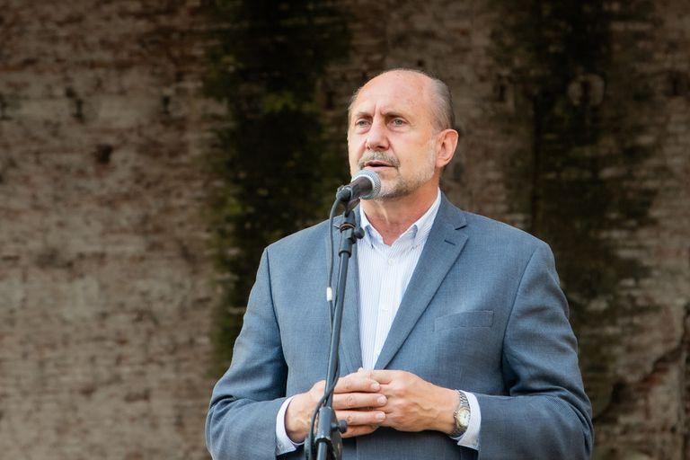 El pedido de Omar Perotti a Aníbal Fernández para atacar el narcotráfico en Santa Fe