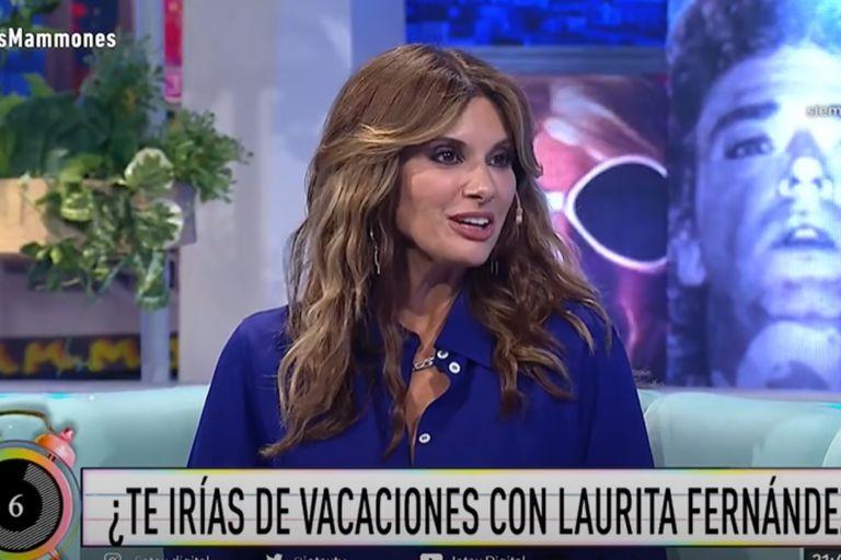 Alessandra Rampolla habló tras el portazo al programa de Laurita Fernández