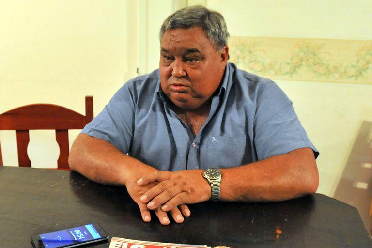 Martillo Roldán. El excampeón, internado por Covid e insuficiencia respiratoria