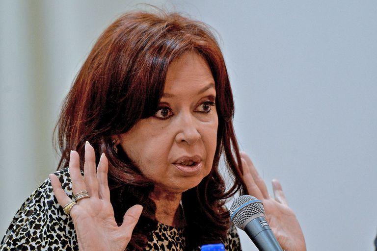 Cristina Kirchner criticó a Horacio Rodríguez Larreta por el accionar de la Policía de la Ciudad en una marcha por Maldonado y Astudillo Castro