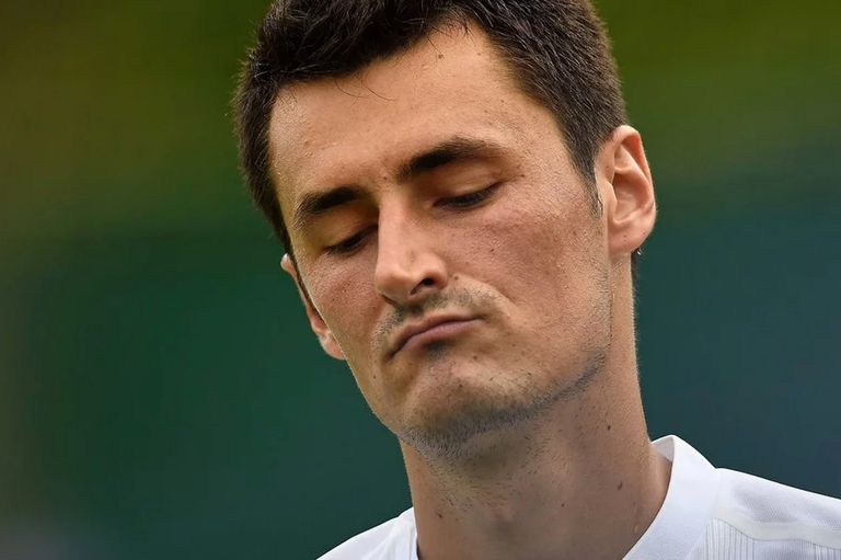 Tenis a desgano: así jugó Tomic para que Wimbledon no le pagara el premio