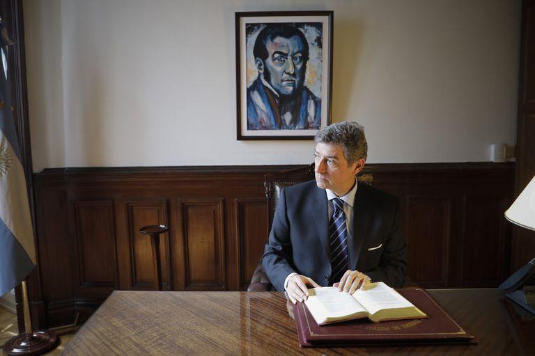 Horacio Rosatti, un presidente obligado a construir su espacio de poder
