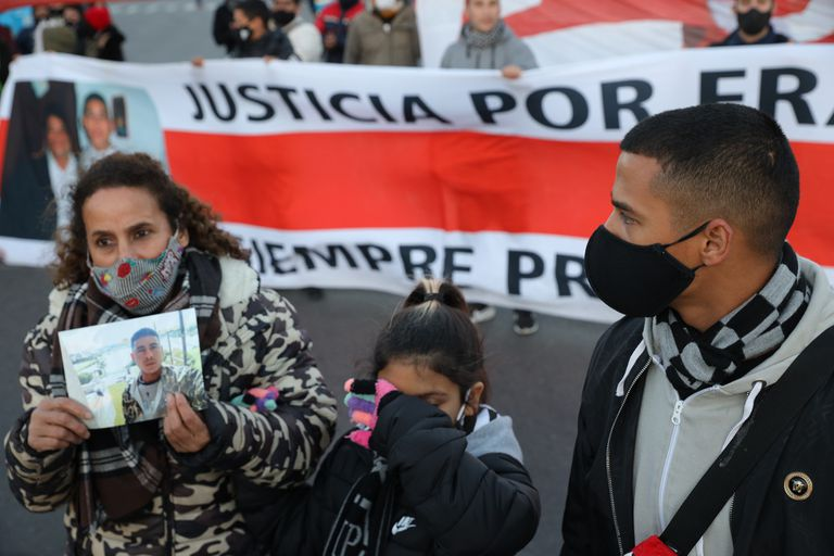 Familiares de Franco Cardozo reclamaron justicia