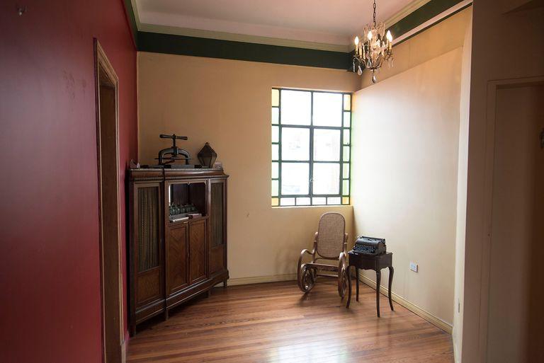 Los muebles son la de la vieja mueblería Díaz