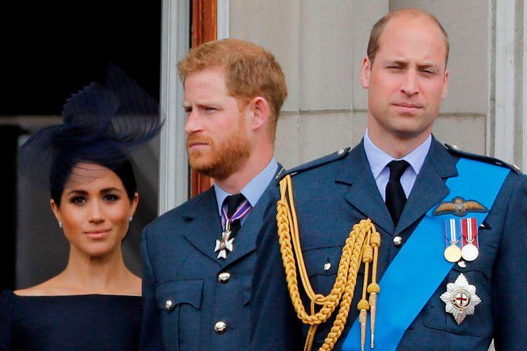 Durante la entrevista, el príncipe Harry dijo que la relación con su hermano, el príncipe Guillermo, es distante