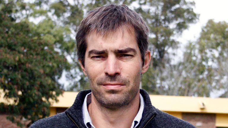 Fernando García Frugoni, líder del Proyecto Malezas de AACREA