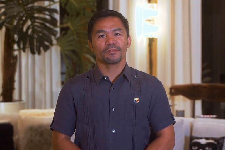 Manny Pacquiao se despidió del boxeo y buscará ser presidente