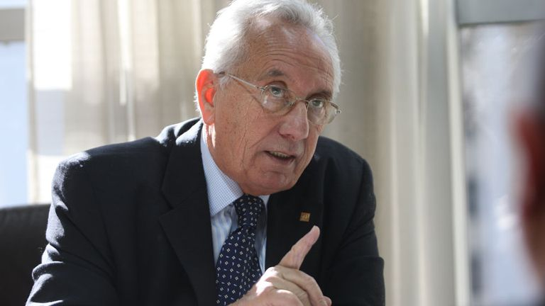 Recalde cuestionó la detención de Boudou