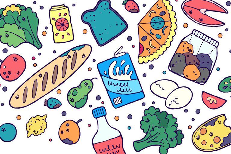 Medio ambiente. Una persona desperdicia aproximadamente 38 k de alimento por año