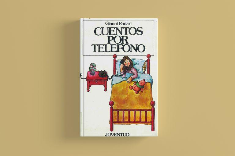 """""""Cuentos por teléfono"""", el libro de Gianni Rodari que inspiró el proyecto"""
