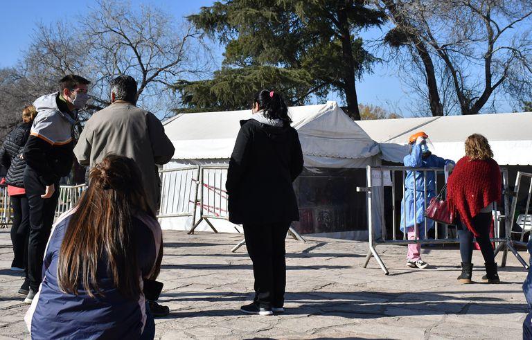 Hospitalizaron al caso cero en Córdoba por neumonía bilateral