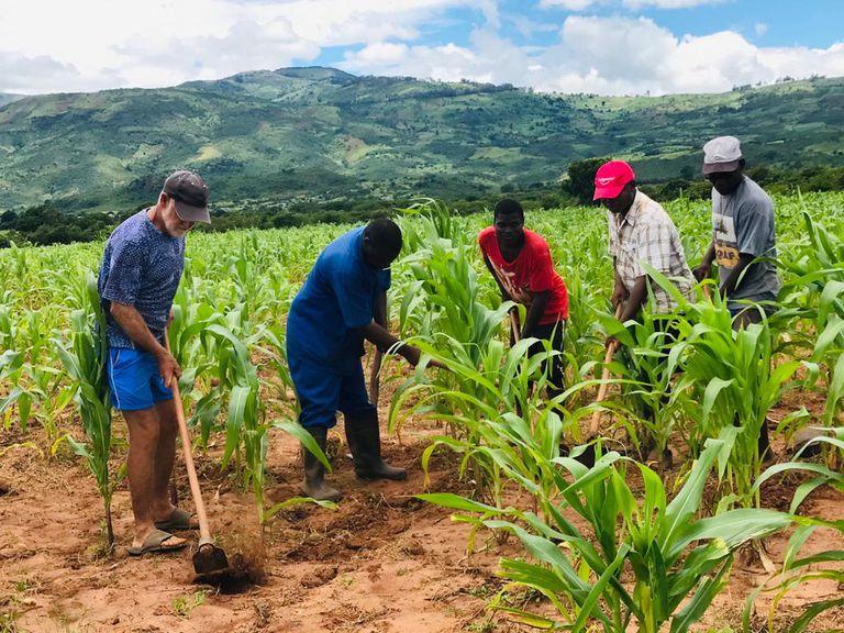 La obra de Fray Bender en Mozambique