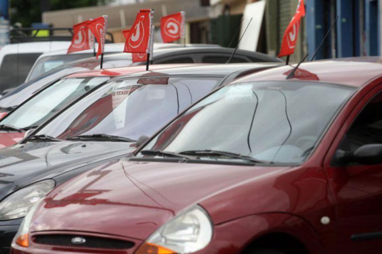 La venta de autos usados subió en marzo un 25,25% respecto de febrero