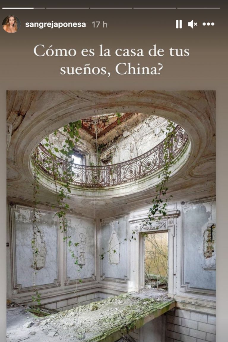 La China Suárez ya había dado pistas del estilo de casa soñada al que aspira: naturaleza y vintage son sus dos sellos personales