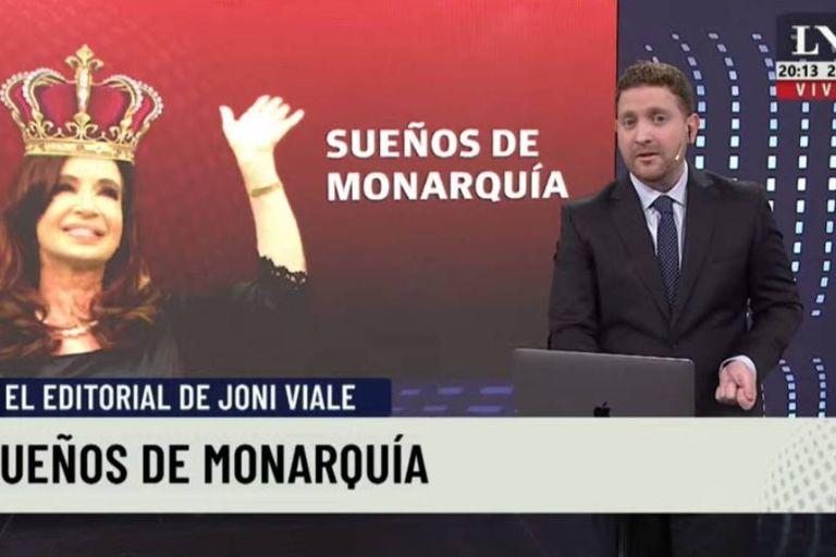 """Jonatan Viale: """"Cristina apuró a los jueces y les pidió que se encolumnen"""""""
