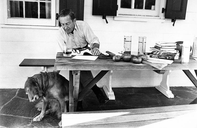 """TODOS EN UNO. """"En Cheever confluyen lo mejor de Fitzgerald, Hemingway, Faulkner y Salinger. Y supera con creces a todos ellos en lo que hace al uso de la epifanía"""", sostiene el escritor argentino Rodrigo Fresán"""