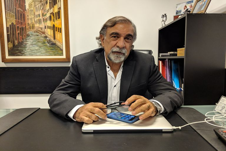 Gabriel Barbagallo, gerente de Relaciones Institucionales y RSE de OSDE