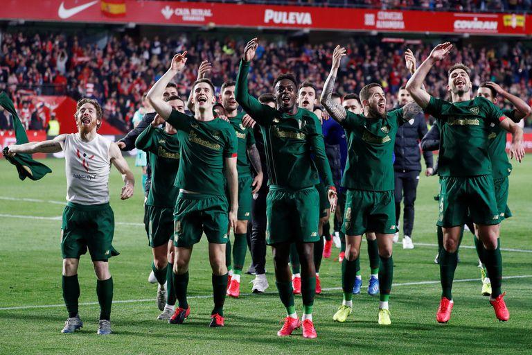 La Copa vasca. El agónico gol que hará que España tenga una final inédita