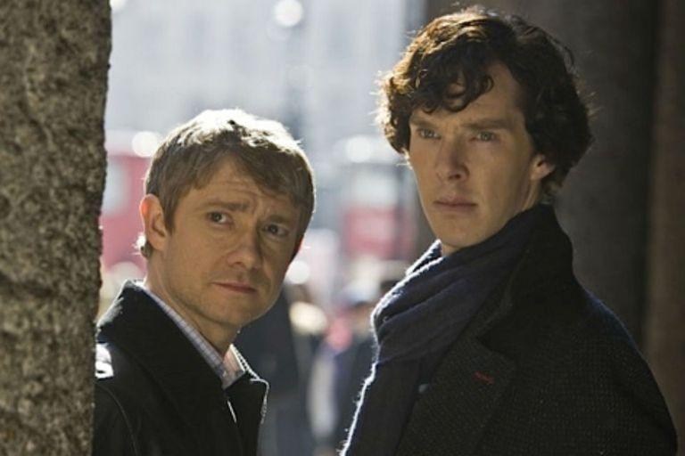 Sherlock cumplió el sueño de su fervorosa base de fanáticos