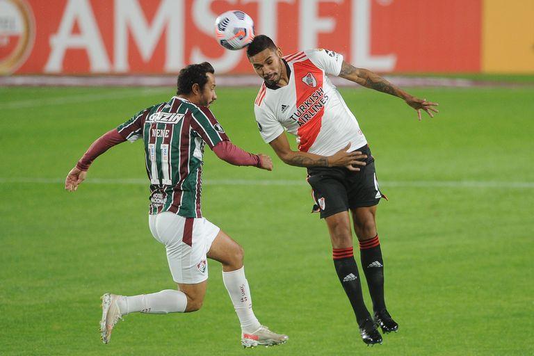 River recibe a Fluminense en el Monumental