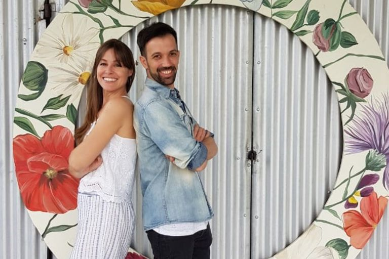 Nes y Delfi, los dos instagrammers que más la rompen con el hashtag #vinagrelovers