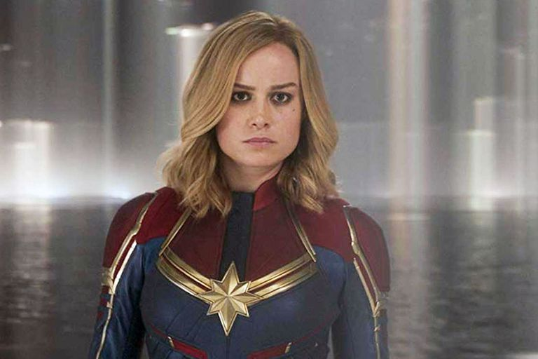 Capitana Marvel le respondió a quienes piden que deje el personaje de la heroína