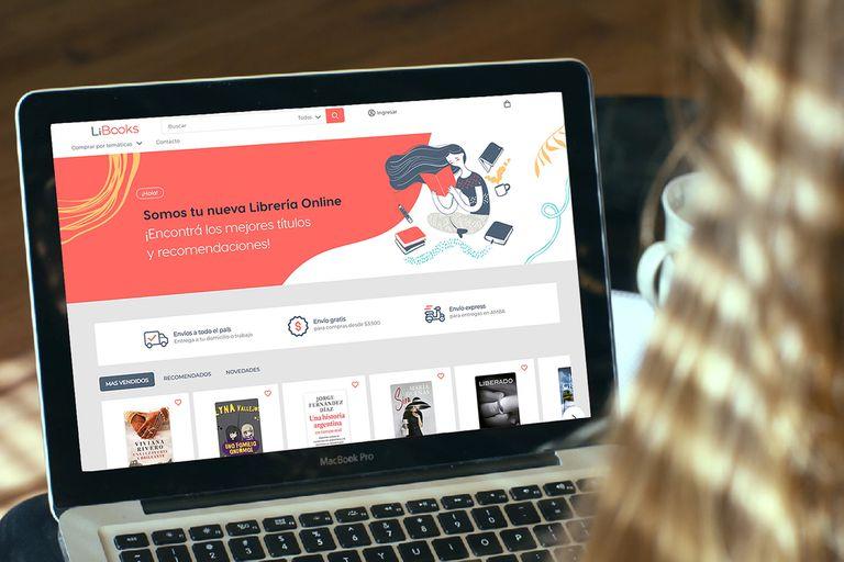 LA NACION  lanzó LiBooks, una librería virtual donde el usuario puede personalizar su perfil