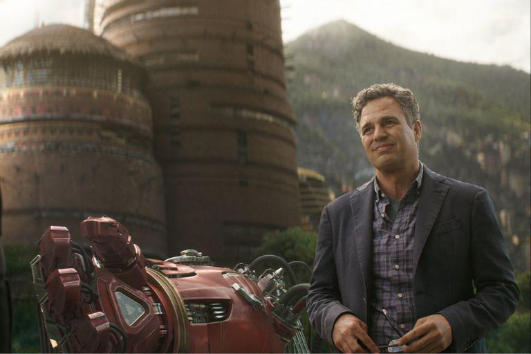 Mark Ruffalo como Bruce Banner