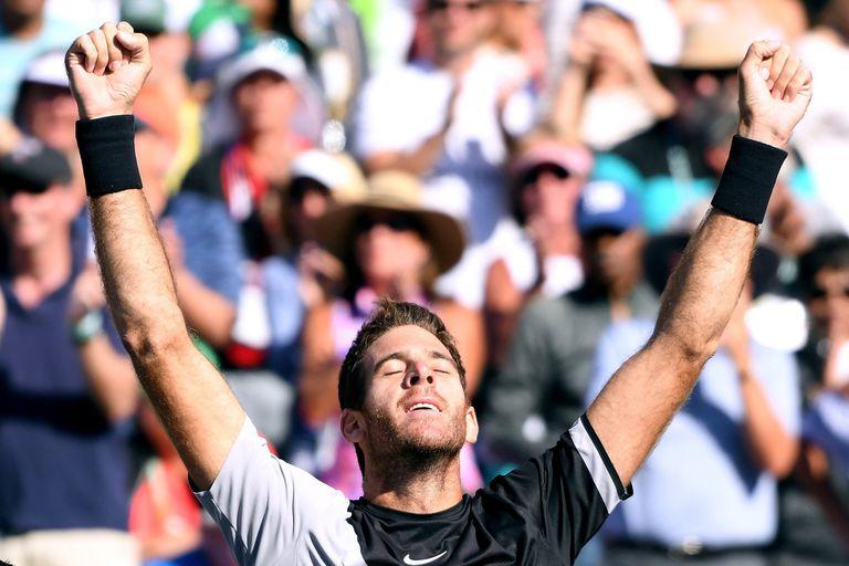 La gloria de Del Potro en Indian Wells: uno de sus últimos grandes momentos