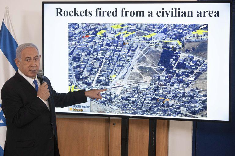 Netanyahu, de las dudas por su futuro a salir fortalecido del conflicto con Hamas