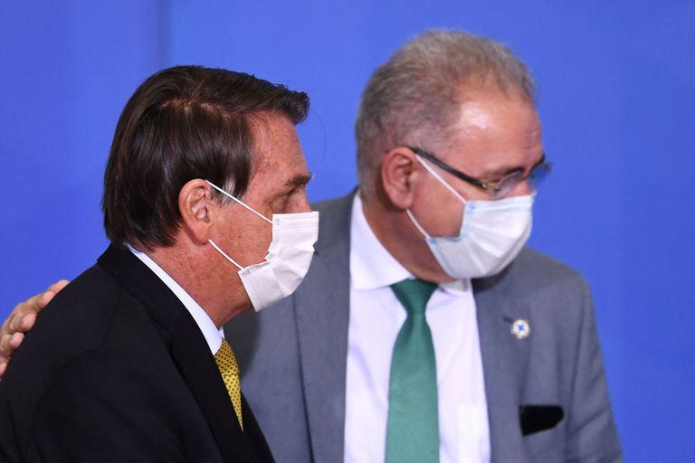 Brasil aplicará terceras dosis a partir de la segunda quincena de septiembre