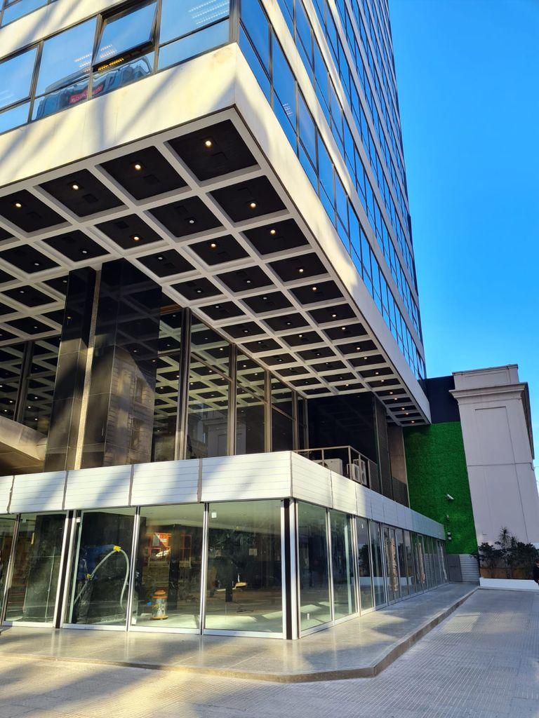 Fue el icónico edificio de un banco y ahora se remodeló, en qué se convirtió
